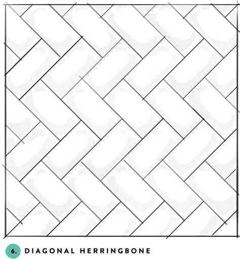 tile pattern drawings subway tile designs inspiration a beautiful mess