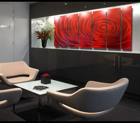 Metal Wall For Dining Room 17 Best Images About Comtemporary On