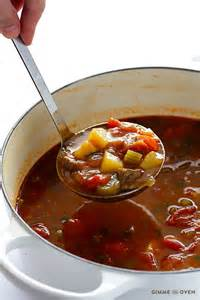 Hamburger Detox Soup by Best 25 Vegetable Beef Soups Ideas On