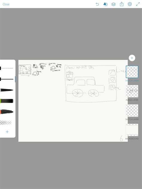 Making Visual Story App With Kwik