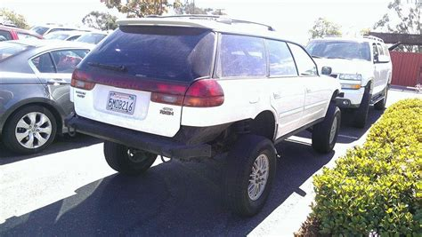 1998 subaru outback lifted lifted 1999 subaru legacy gt quot it has outback struts