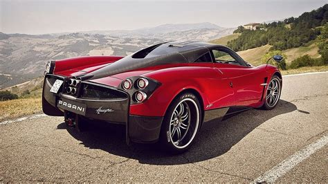 pagani huayra red pagani huayra luxury things