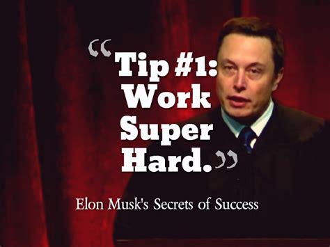 Eli Tesla 5 Secrets Of Success From Elon Musk S Usc Commencement