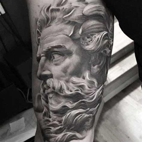 zeus tattoo best 25 zeus ideas on tatuagem de zeus