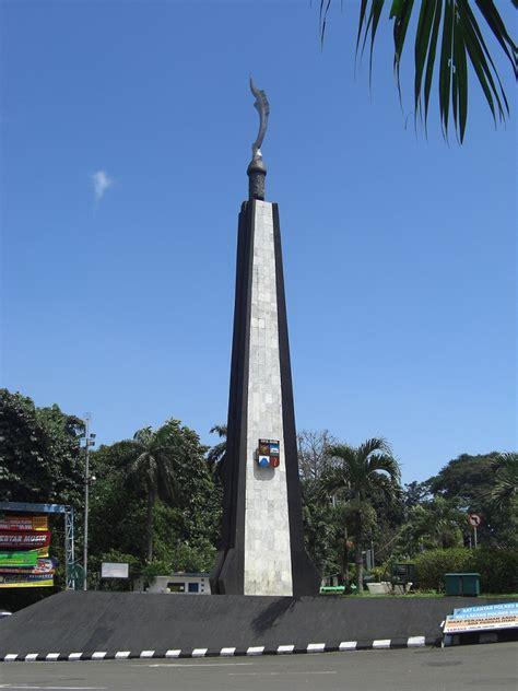 Tugu Kujang - Wikipedia bahasa Indonesia, ensiklopedia bebas X 23