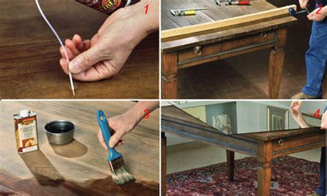 come verniciare un tavolo come restaurare un tavolo bricoportale fai da te e