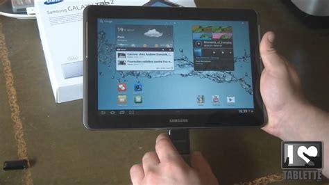 Samsung Tab 2 Plus test tablette samsung galaxy tab 2 10 1 caract 233 ristiques