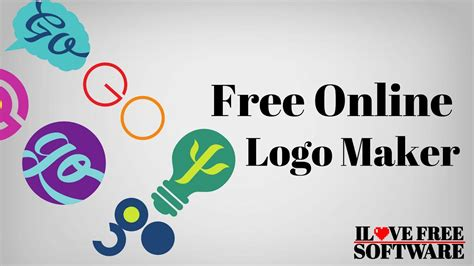 logo maker  easy  options