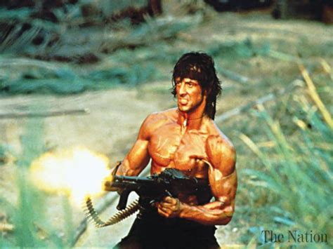 rambo film in urdu rambo to get reboot without sylvester the nation arts