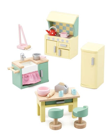 le toy van doll house furniture le toy van quot daisylane quot kitchen dollhouse furniture
