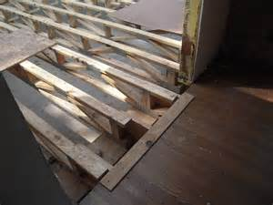 Floor Joist by Floor Joist Adventures In Remodeling