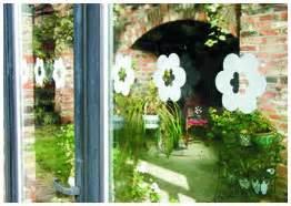 Patio Door Decals Glass Safety Stickers Glass Awareness Stickers
