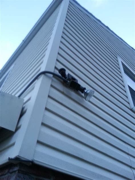 outdoor light junction box electrical replacing an outdoor junction box need some