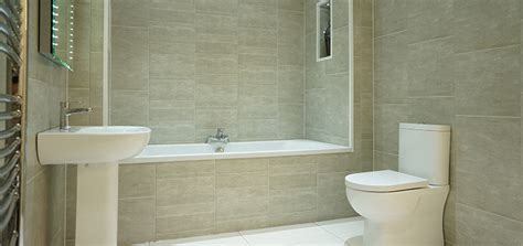 Bathroom With Bath And Shower ultra wall panels products hhi
