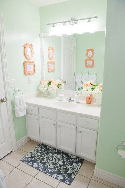 grey and green bathrooms top 25 best coral shower curtains ideas on pinterest