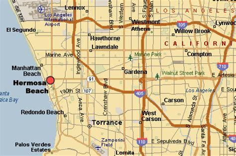 california map hermosa hermosa real estate
