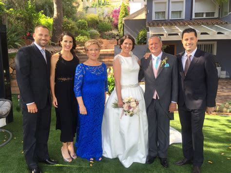 """Sergio Garcia on Twitter: """"My little sister's big day was"""