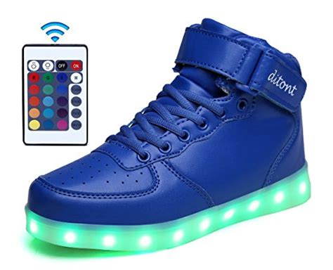 light up shoes with remote us free ship ditont led light up shoes remote 16