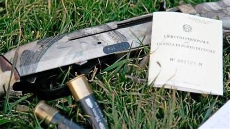 rinnovo porto d armi per uso caccia bresciaoggi it notizie cronaca sport cultura su