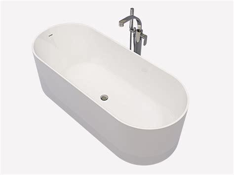 vasca da bagno ovale prezzi vasca da bagno ovale in pietraluce 174 oval ceramica flaminia