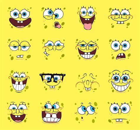 spongebob vector cartoons
