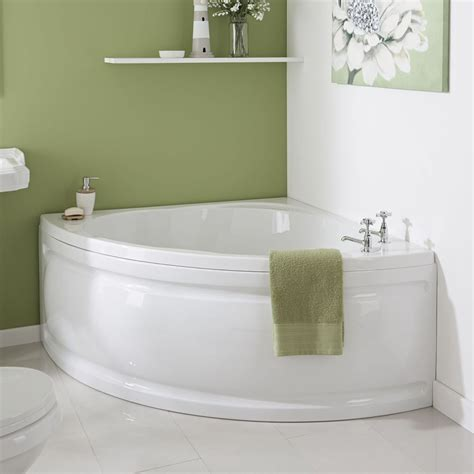 vasca bagno angolare vasca da bagno angolare in acrilico 120x120cm con pannello