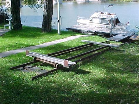 how to build a boat lift jack boat lift plans