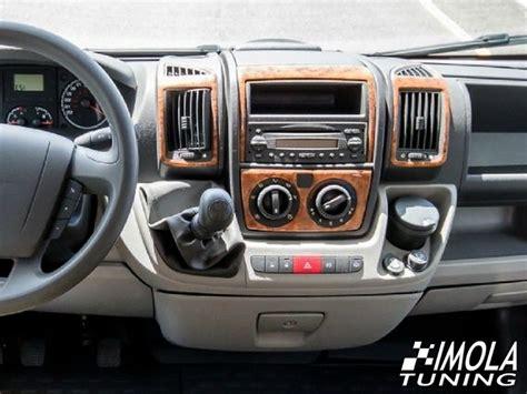 cockpit dekor citroen jumper ii mit manuelle klimaanlage oder ohne klimaanlage