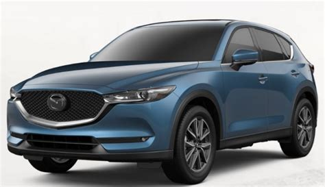 mazda cx 5 colors 2018 mazda cx 5 exterior color choices