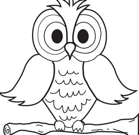 owl butterfly coloring page elementary coloring pages kids coloring page