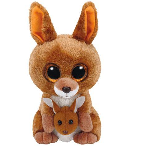 beanie boo ty beanie boo knuffel kangaroe 15 cm bart smit