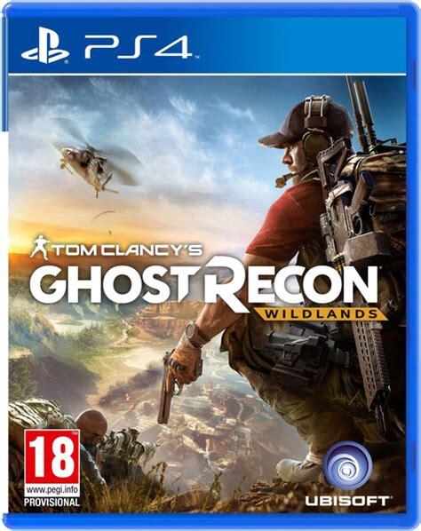 Ps4 Tom Clancy S Ghost Recon Wildlands Reg 3 Limited tom clancy s ghost recon wildlands ps4 fr zavvi