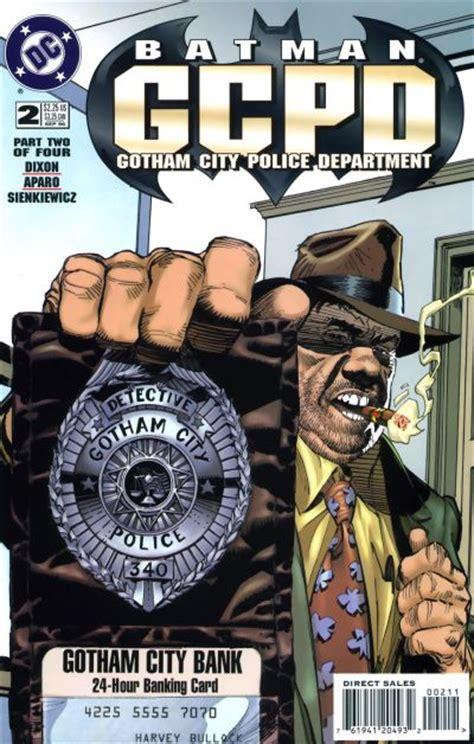 Kaos Gcpd Gotham City Heroes image gcpd 2 jpg dc comics database
