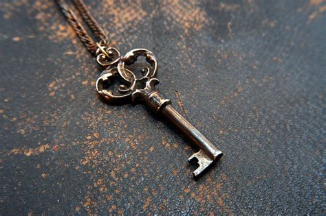 Garden Key by Elizabeth The Secret Garden A Tribute
