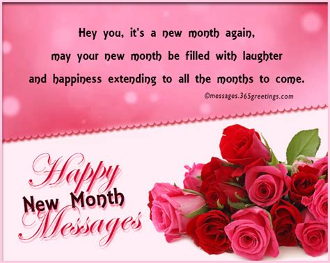 new month text new month messages and wishes 365greetings