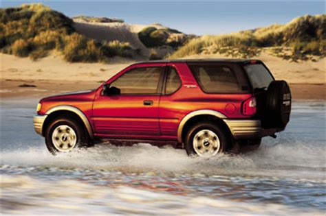 how it works cars 2003 isuzu rodeo spare parts catalogs isuzu to end us suv and pickup sales confirmed carspyshots