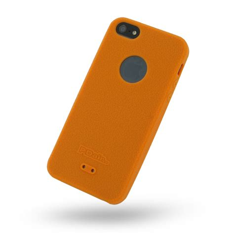 Softcase Iphone 5 Iphone 5s iphone 5 5s luxury silicone soft orange pdair 10
