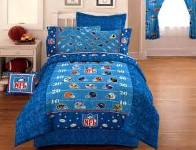 Football Comforter Nfl Football On The Field Bedding Comforter Twin