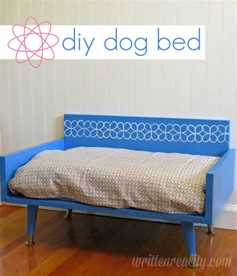 diy bed written reality