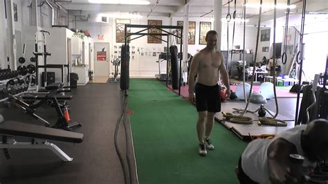 prowler sled push pull workout youtube