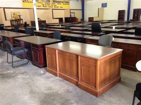 used office desks officemakers