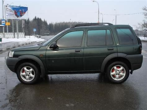 land rover freelander 2000 land rover freelander engine problems land free engine