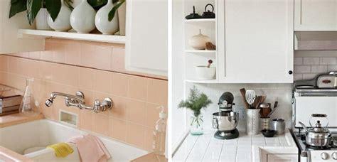 utilizar azulejos en la encimera de la cocina
