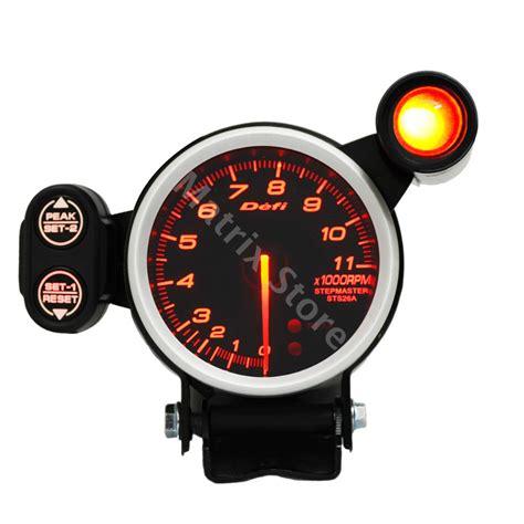 Meter Rpm 3 5 inch 80mm defi bf style tachometer meter rpm