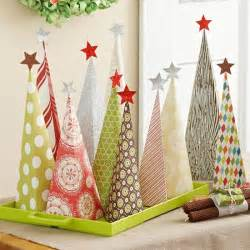 Handmade Tree Decoration - diy 2015 christmas day paper decorations crafts you