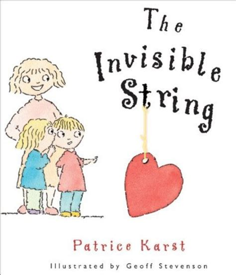 the invisible books the invisible string zoobean parent recommended books