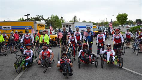 comfort team valley forge face of america route inspires disabled