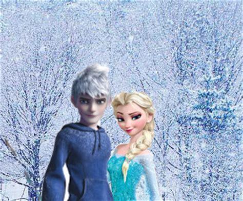 imagenes de jack frost x elsa jack frost x elsa by roselynriddle on deviantart