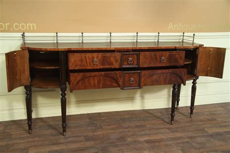 dining room sideboards mahogany dining room sideboard brass accents