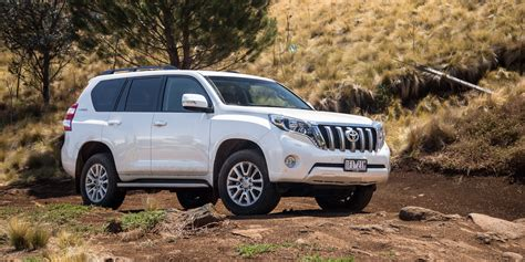 land cruiser car 2016 2016 toyota landcruiser prado vx review term report